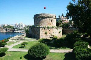 قلعه-روم-آنتالیا
