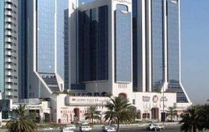 هتل کرون پلازا شیخ دبی